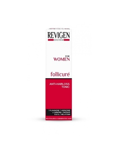 Revigen REVIGEN Follicure Anti-Hairloss Tonic For Women 100 ml - Saç Dökülmesi Toniği (Bayan) Renksiz